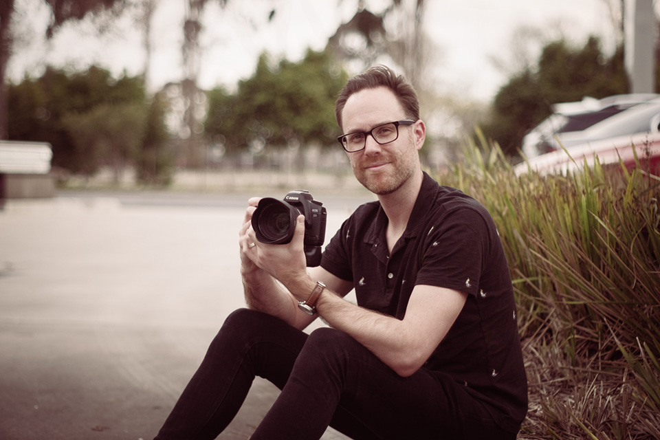 Michael Finger, Photographer in Melbourne